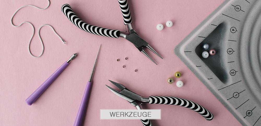 www.sayila-perlen.de - Werkzeuge Schmuck basteln