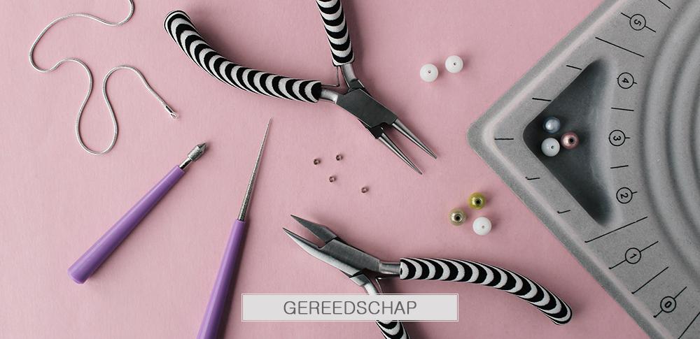 www.sayila.nl - Gereedschap voor sieraden maken
