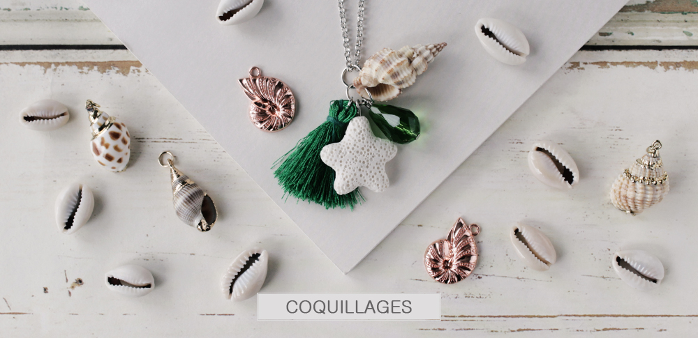 www.sayila-perles.be - Coquillages