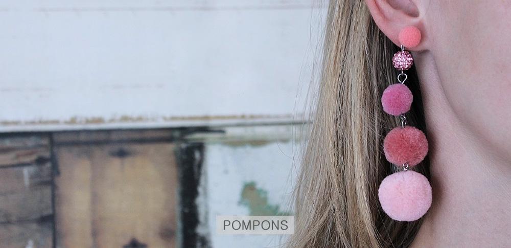 www.sayila-perlen.de - Pompons