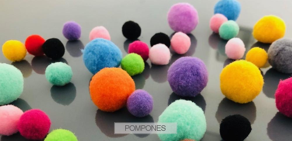www.sayila.es - Pompones