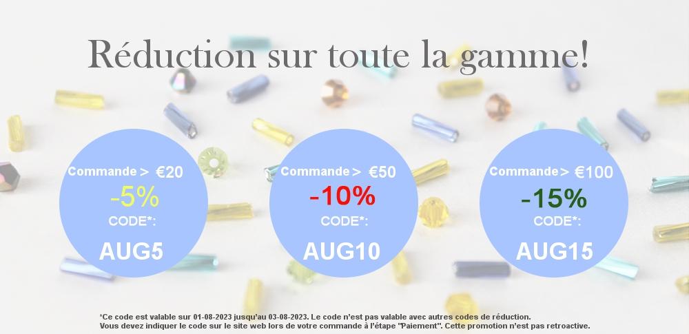 www.sayila-perles.be - Code de réduction