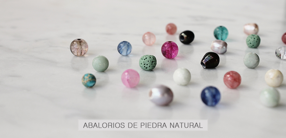 www.sayila.es - Abalorios de piedra natural