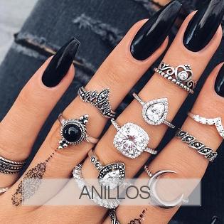www.sayila.es - Anillos