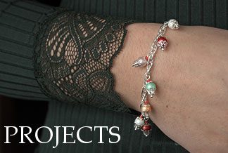 www.sayila.com - Jewelry projects
