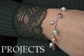 www.sayila.co.uk - Jewelry projects