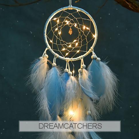 www.sayila.co.uk - Dreamcatchers