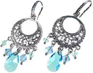 www.sayila.be - Sayila Mini Project Everything Blue Earrings