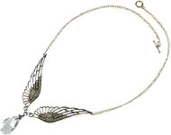 www.sayila.nl - Sayila Sieradenproject Winged necklace
