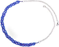 www.sayila.nl - Sayila Mini Project Seed bead Necklace