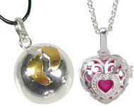 www.sayila.com - Pregnancy necklaces and angel callers