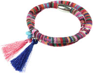 www.sayila.nl - Sayila Mini Project Aztec tassel Bracelet