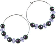 www.sayila-perles.be - Sayila Mini-Projet Swarovski Earrings