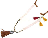 www.sayila.nl - Sayila Sieradenproject Tassel Necklace