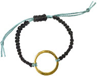www.sayila.nl - Sayila Sieradenproject Macrame Bracelet