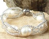 www.sayila.com - Sayila Jewelry Project Bracelet Freshwater pearls