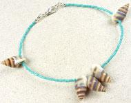 www.sayila.com - Sayila Jewelry Project Sea Breeze Ankle Bracelet