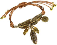www.sayila.nl - Sayila Sieradenproject Feather Bracelet