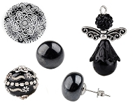 www.sayila-perles.be - Spotlight: Black & White