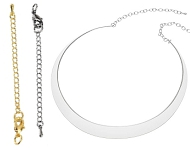 www.sayila.com - New extension chains and neck bangle necklaces