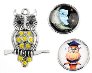 www.sayila.com - New items with owls and more