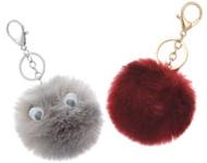 www.sayila.co.uk - Fluffy keychains