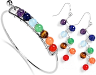 www.sayila.com - New satin chokers, Rainbow Chakra jewelry and more