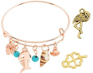 www.sayila.be - Spotlight: Expandable wire jewelry