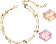 www.sayila-perlen.de - Neue Fußkettchen und konische Perlen von SWAROVSKI ELEMENTS