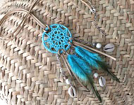 www.sayila.fr - Sayila Projet Bijoux Dreamcatcher Necklace