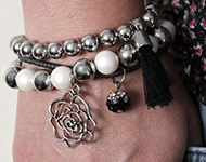 www.sayila.be - Sayila Sieradenproject Romantic Bracelet Set