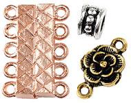 www.sayila-perlen.de - Neue Magnetverschlüsse und anderes Zubehör