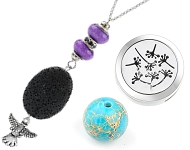 www.sayila.com - New natural stone beads and perfume accessories