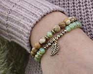 www.sayila.com - Sayila Jewelry Project Autumn Bracelet
