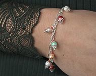 www.sayila.nl - Sayila Sieradenproject Cupcake Bracelet