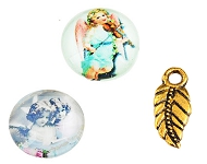 www.sayila.com - New angel cabochons and notebooks