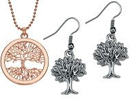 www.sayila.com - New jewelry with trees