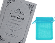 www.sayila.com - New note books and gift bags