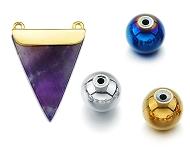 www.sayila-perlen.de - Neue Naturstein Perlen und Anhänger