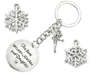 www.sayila.com - New key fobs and metal charms
