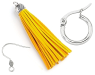 www.sayila.com - New tassels and stainless steel items