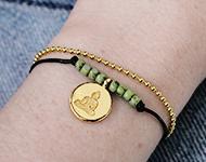 www.sayila.nl - Sayila Sieradenproject Buddha Bracelet
