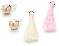 www.sayila.com - New tassels and ear studs