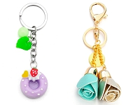 www.sayila.com - New cheerful key fobs