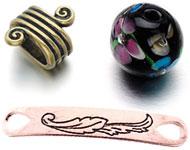 www.sayila.es - Nuevos abalorios Italian style y joyería de monedas