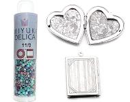 www.sayila.es - Nuevos medallones y mezclas de Miyuki Delica