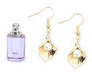 www.sayila.es - Nuevas botellas de vidrio, pendientes y collares