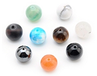 www.sayila.co.uk - New colourful natural stone beads