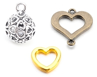 www.sayila.co.uk - Many new heart-shaped items