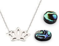 www.sayila.co.uk - New items of stainless steel and mother of pearl